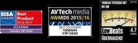 EISA Award - AVTechMedia Award - LowBeats überragend