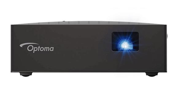 OPTOMA LV130 WXGA-Beamer mit LED