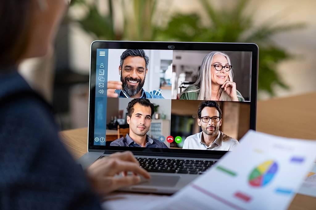 ScreenSharing HomeOffice