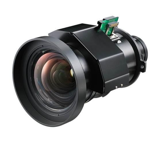 VIVITEK Objektiv, Modell D98-0810, Nr.3797805500-SVK