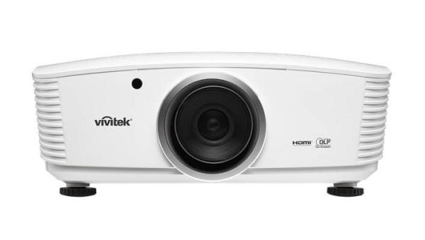VIVITEK DU5671 nolens - 1920x1200 WUXGA Beamer mit 6200 Lm