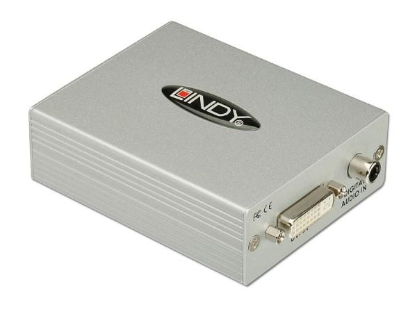 LINDY DVI-D & SPDIF auf HDMI Konverter