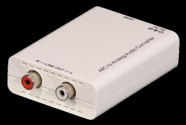 LINDY HDMI ARC Digital Analog Konverter