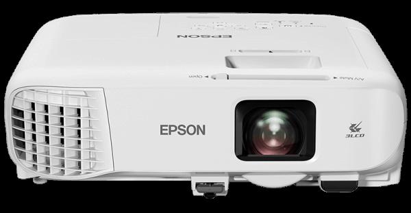 Epson EB-2142W - Installations-Projektor