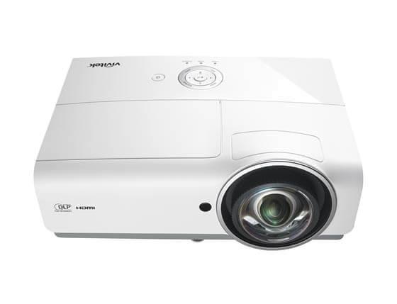 VIVITEK DW882ST - 1280x800 WXGA Beamer mit 3600 Lm