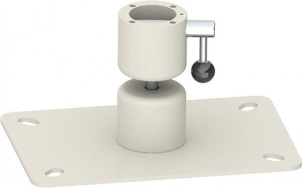 Deckenhalterung White Pearl 10cm