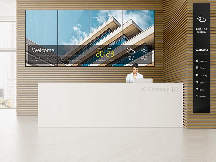 Info-Screen