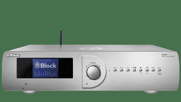 Block IR-100+MKII WLAN-Internet-Radio mit DAB+