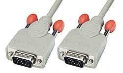 LINDY VGA-Anschlusskabel 15 pol. HD Stecker/Stecker 5m