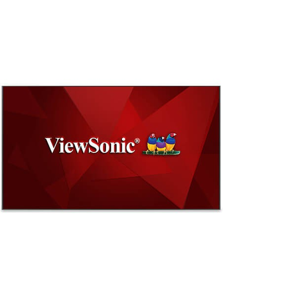 "Viewsonic CDE9800 - LCD-Display 98"" 4K-UHD 500 nits"