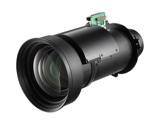 VIVITEK Objektiv, Modell D98-1215, Nr.3797859900-SVK