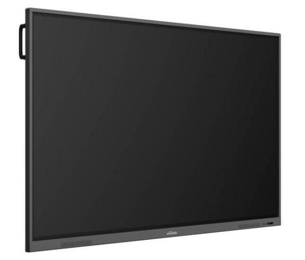 "VIVITEK EK750i - 75"" 4K-UHD Collaborative Touch Panel"