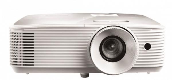 OPTOMA EH334 FullHD-Beamer mit Lampe
