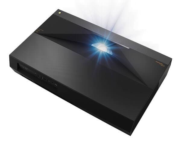 Optoma UHZ65UST 4K-Heimkino-Beamer Kurzdistanz mit Laser