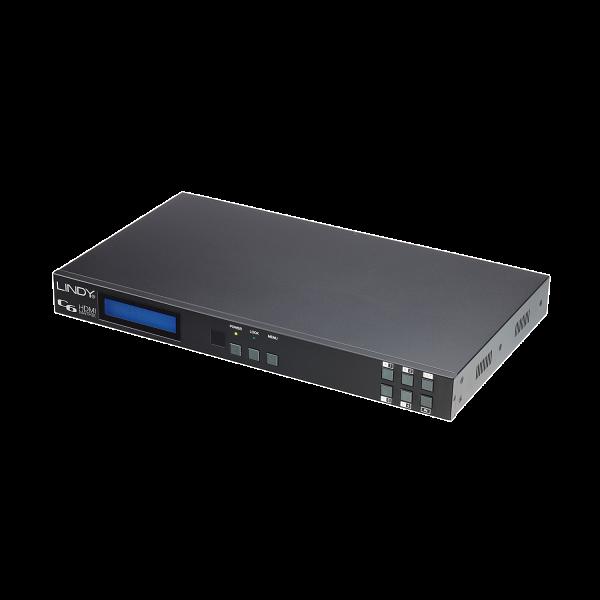 LINDY 100m C6 HDMI 4x4 Matrix HDBaseT Extender Pro PoH