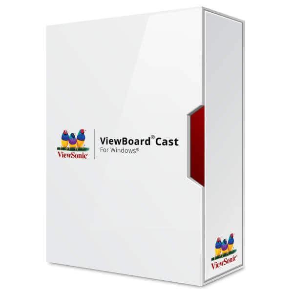 Viewsonic SW-101 - Cast for Windows