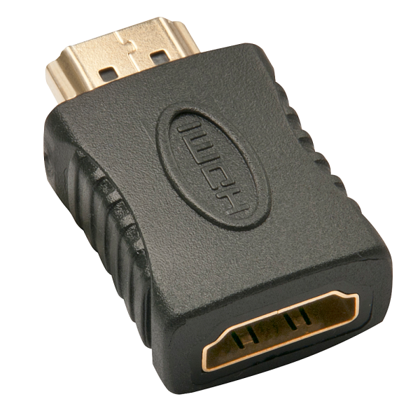 LINDY HDMI NON-CEC Adapter Typ A M/F