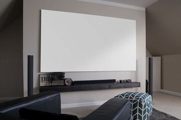 Elite Screens Aeon Edge Free CineWhite