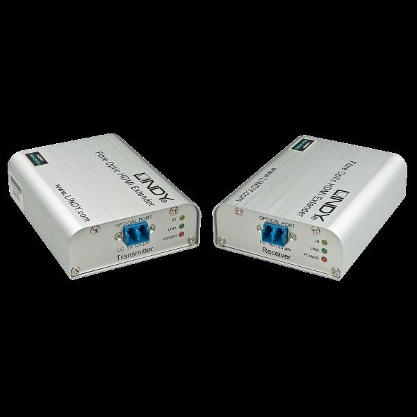 LINDY 300m/450m LWL / Fibre Optic HDMI 10.2G Extender