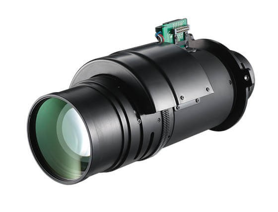 VIVITEK Objektiv, Modell D98-4070, Nr.3797858100-SVK