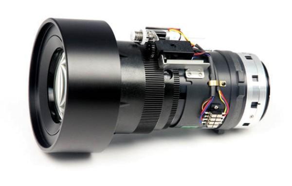 VIVITEK Objektiv, Modell D88-SMLZ01, Nr.3797745000-SVK