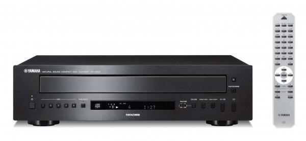Yamaha CD-C600 CD-Spieler/ Wechsler