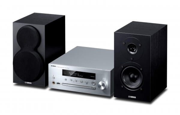Yamaha MCR-N470 DAB MusicCast Hifi-System