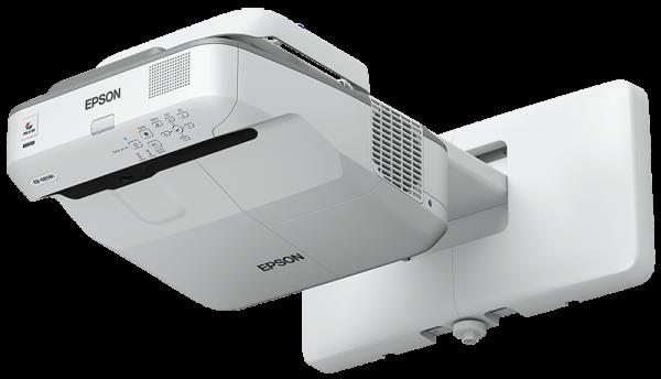Epson EB-670 - Ultrakurzdistanz-Projektor