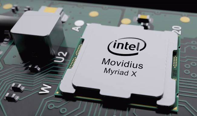 Intel Micro-Chip Movidius Myriad X
