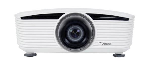 OPTOMA EH503e (ohne Objektiv) FullHD-Beamer mit Lampe