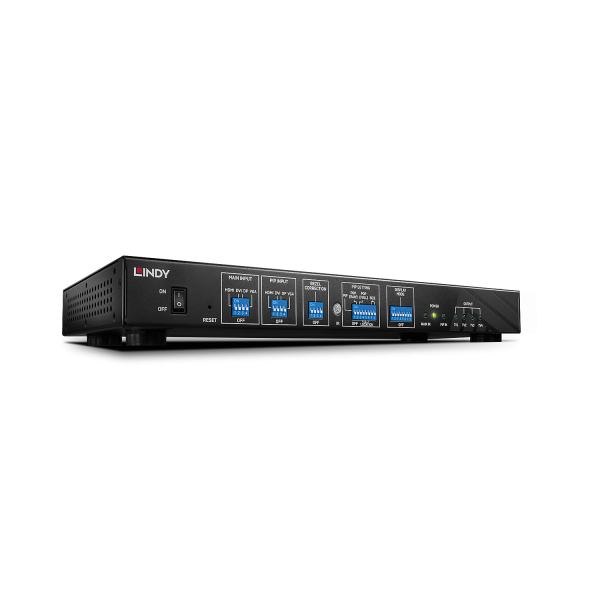 LINDY Flexibler Video Wall Scaler