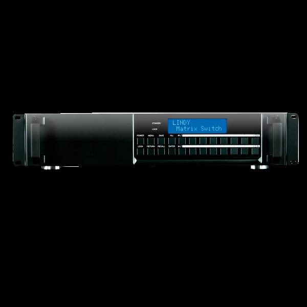 LINDY 8x8 Modular Matrix Switch Gehäuse