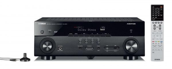 Yamaha AVENTAGE RX-A670 AV-Receiver