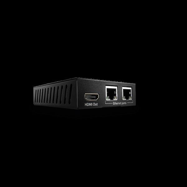 LINDY 100m C6 HDBaseT HDMI & IR Extender, Receiver