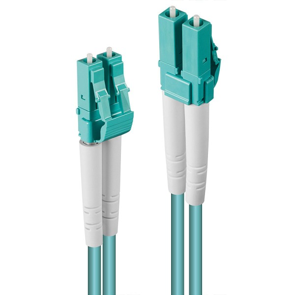 LINDY LWL-Duplexkabel LC/LC OM3 100m