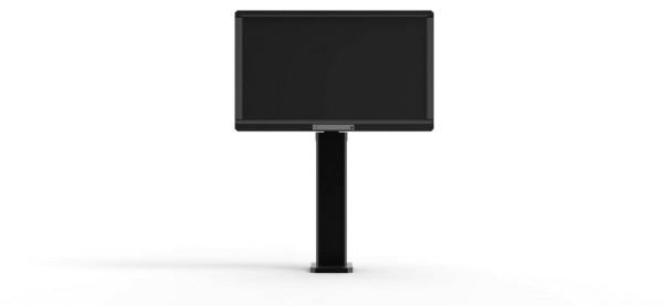 """Robolift eStand L+P 450/100 für LCD-/ Touch-Displays bis 75"""", nutzbar im Landscape-/ Pivot-Format"""