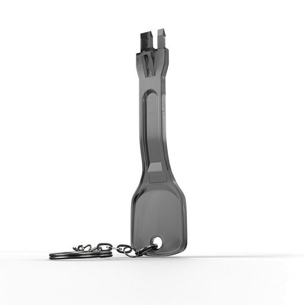 LINDY Schlüssel für RJ45 Port Schloss, schwarz