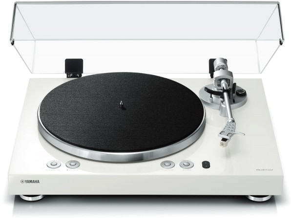 Yamaha MusicCast VINYL 500 White