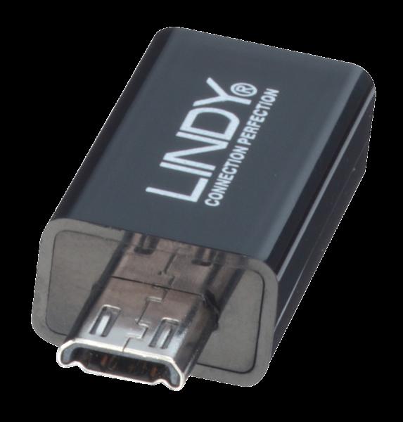 LINDY USB Micro-B 5 an 11 pol. Adapter