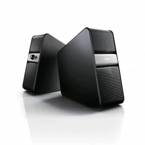 Yamaha NX-B55 Soundsystem, Finish: Schwarz-Titan