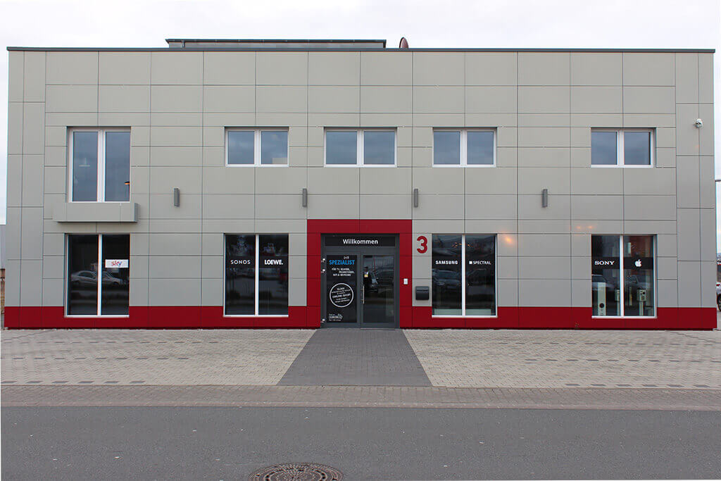 Gebäude von Beamer24.de