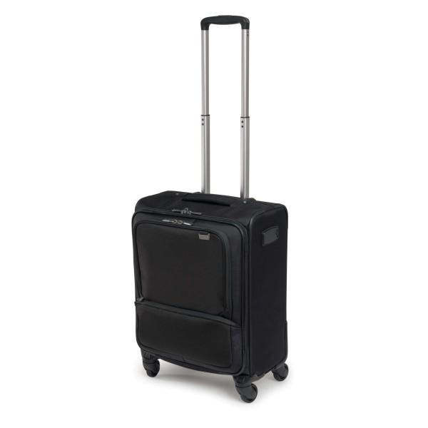 DICOTA Cabin Roller PRO - Koffer, Trolley, Flugzeug, Ipad, Beamer + Laptop