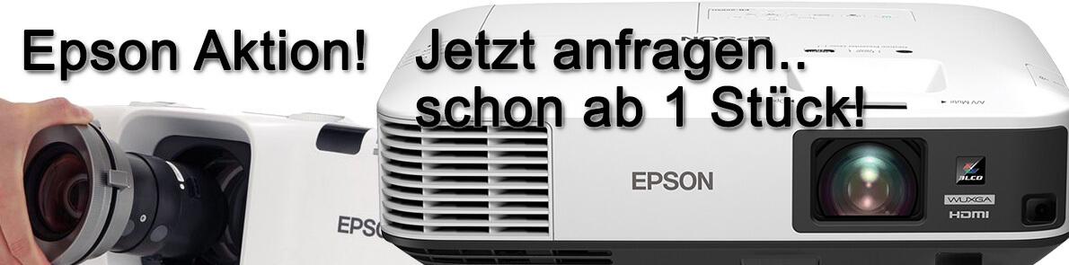 Epson EB-2250U Beamer-Aktion!