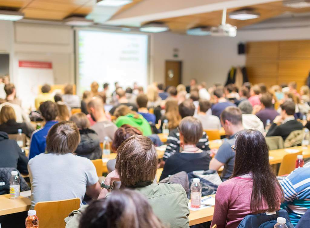 Vorlesung Hochschule