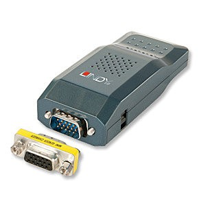 LINDY WLAN VGA Projektor Server Compact