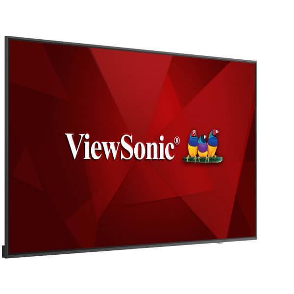 "Viewsonic CDE7520 - LCD-Display 75"" 4K-UHD 450 nits"