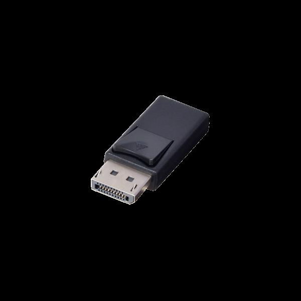 LINDY DisplayPort Standard-DP an Mini-DP Adapter