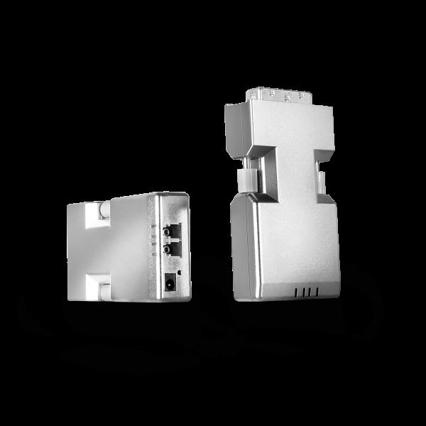 LINDY 1500m LWL / Fibre Optic DVI-D Single Link Extender