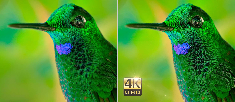 Optoma UHL55 4K UltraHD LED-Beamer fürs Heimkino