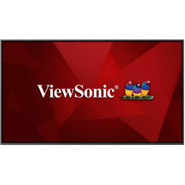 "Viewsonic CDE8620 - LCD-Display 86"" 4K-UHD 450 nits"